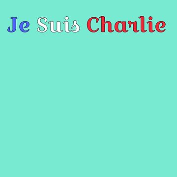 Je suis Charlie by Jay5