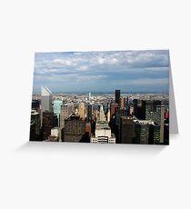 Newyork Greeting Card