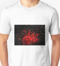 Canada Day Fireworks T-Shirt