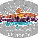 Up North Fish by GreatLakesLocal
