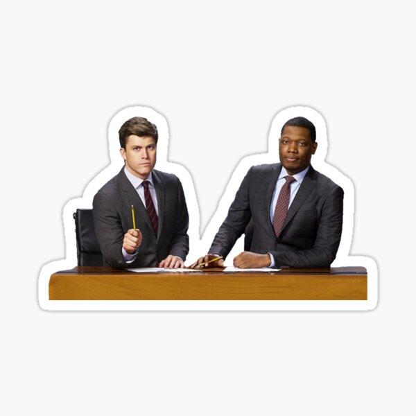 Weekend Update SNL Sticker