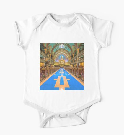 Notre-Dame Cathedral - Montreal CANADA Kids Clothes