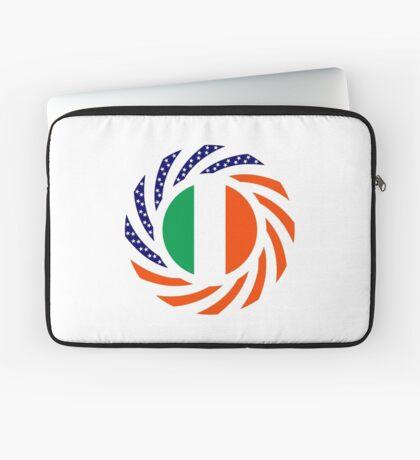 Irish American Multinational Patriot Flag Series Laptop Sleeve