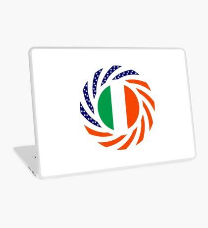 Irish American Multinational Patriot Flag Series Laptop Skin