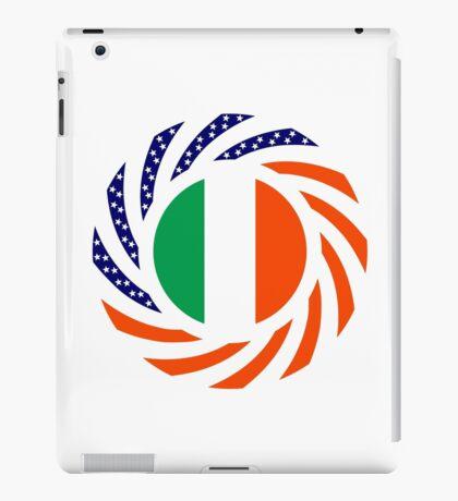 Irish American Multinational Patriot Flag Series iPad Case/Skin