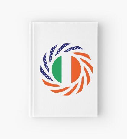 Irish American Multinational Patriot Flag Series Hardcover Journal