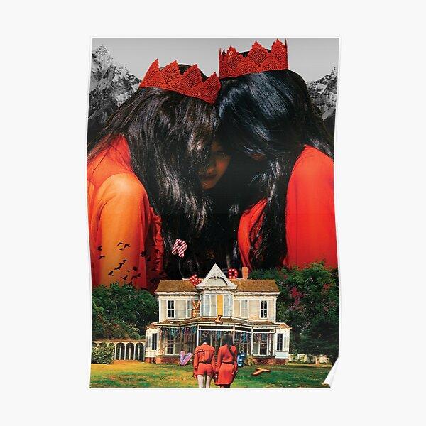 RED VELVET PEEK-A-BOO Poster