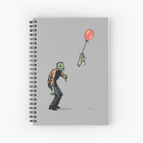 zombie Spiral Notebook