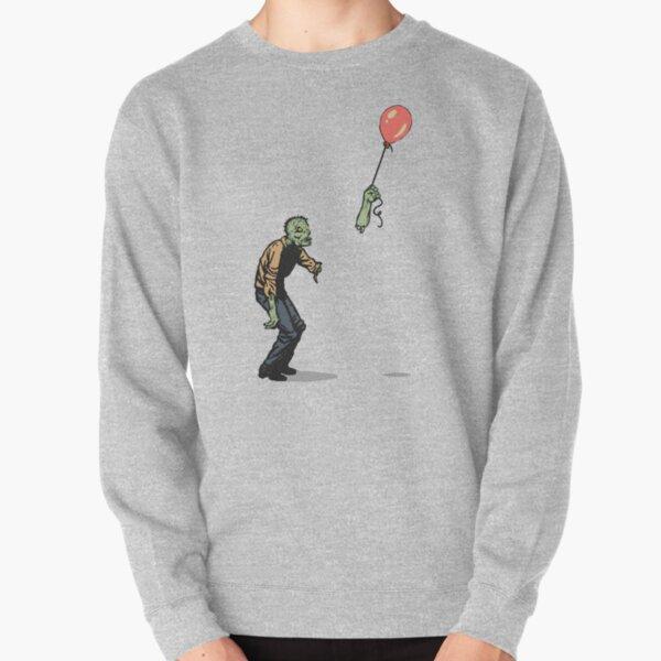 zombie Pullover Sweatshirt