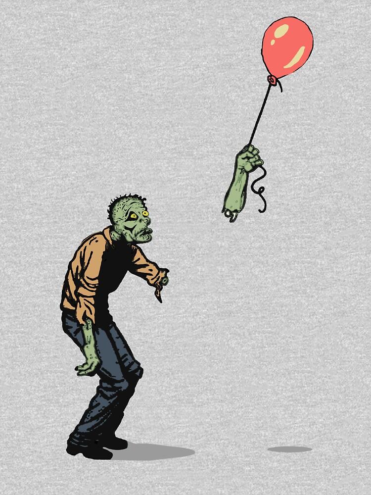 zombie by DrTigrou