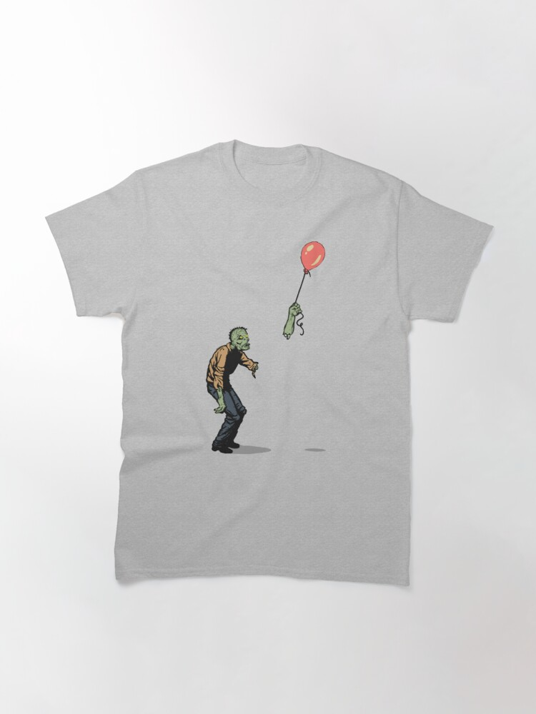 Alternate view of zombie Classic T-Shirt