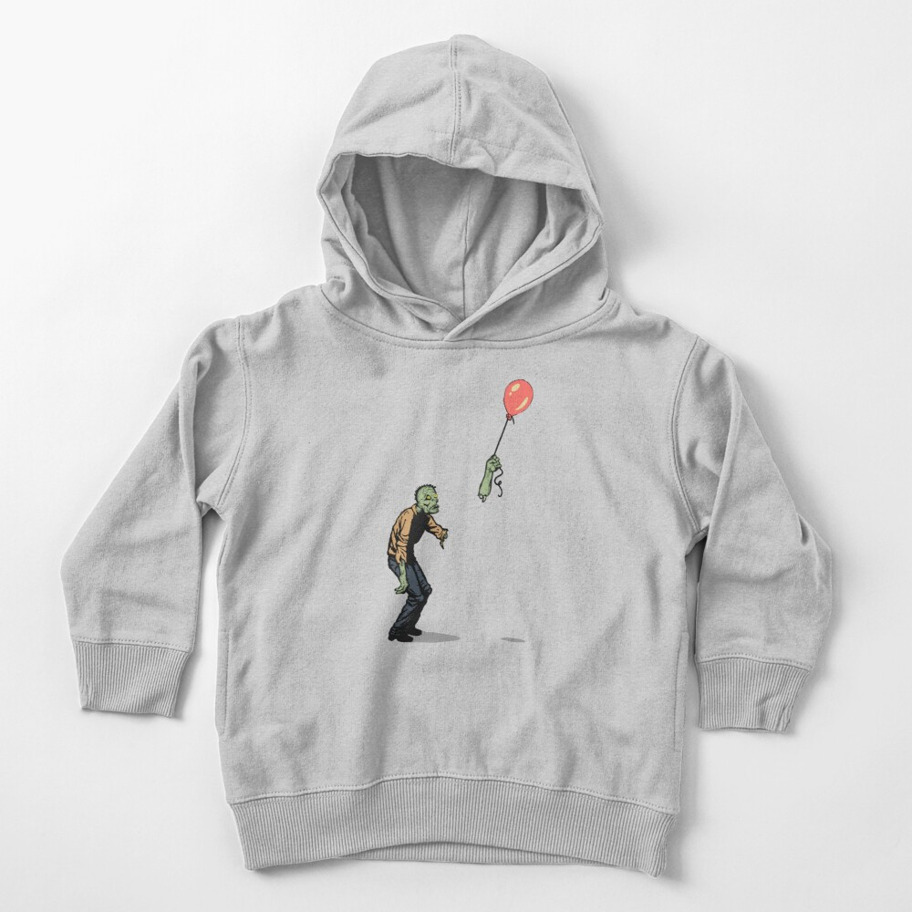 zombie Toddler Pullover Hoodie