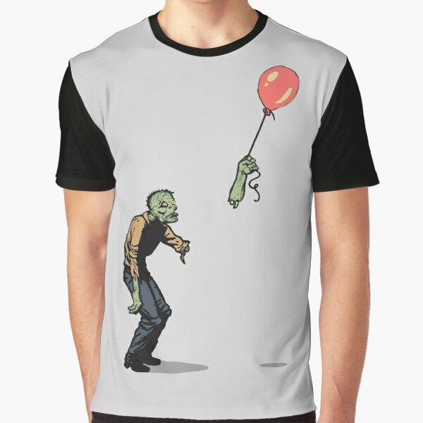 zombie Graphic T-Shirt