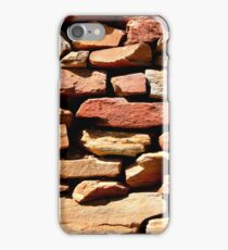 Well placed stonework iPhone Case/Skin