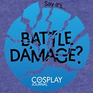 Say it's battle damage? (Blue) by CosplayJournal