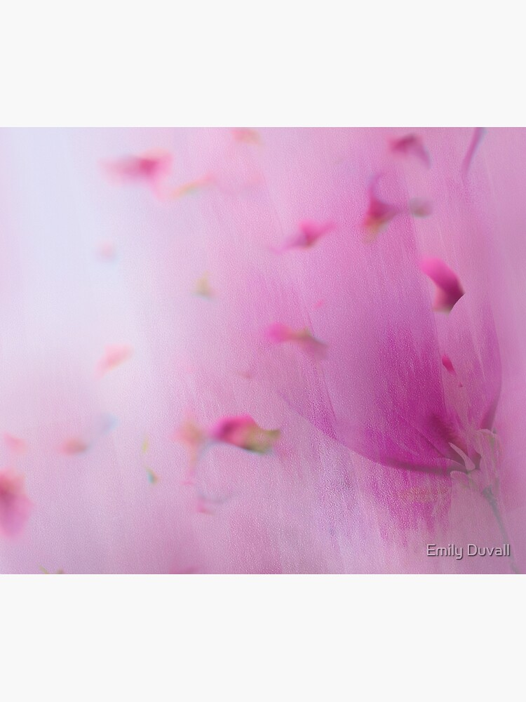 Watercolor Magnolia by PeaceAndBeauty
