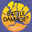 Say it's battle damage? (Orange) by CosplayJournal