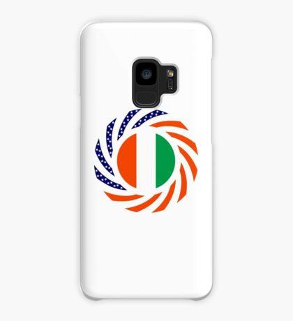 Ivory Coast American Multinational Patriot Flag Series Case/Skin for Samsung Galaxy