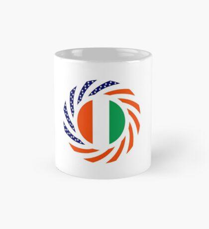 Ivory Coast American Multinational Patriot Flag Series Mug