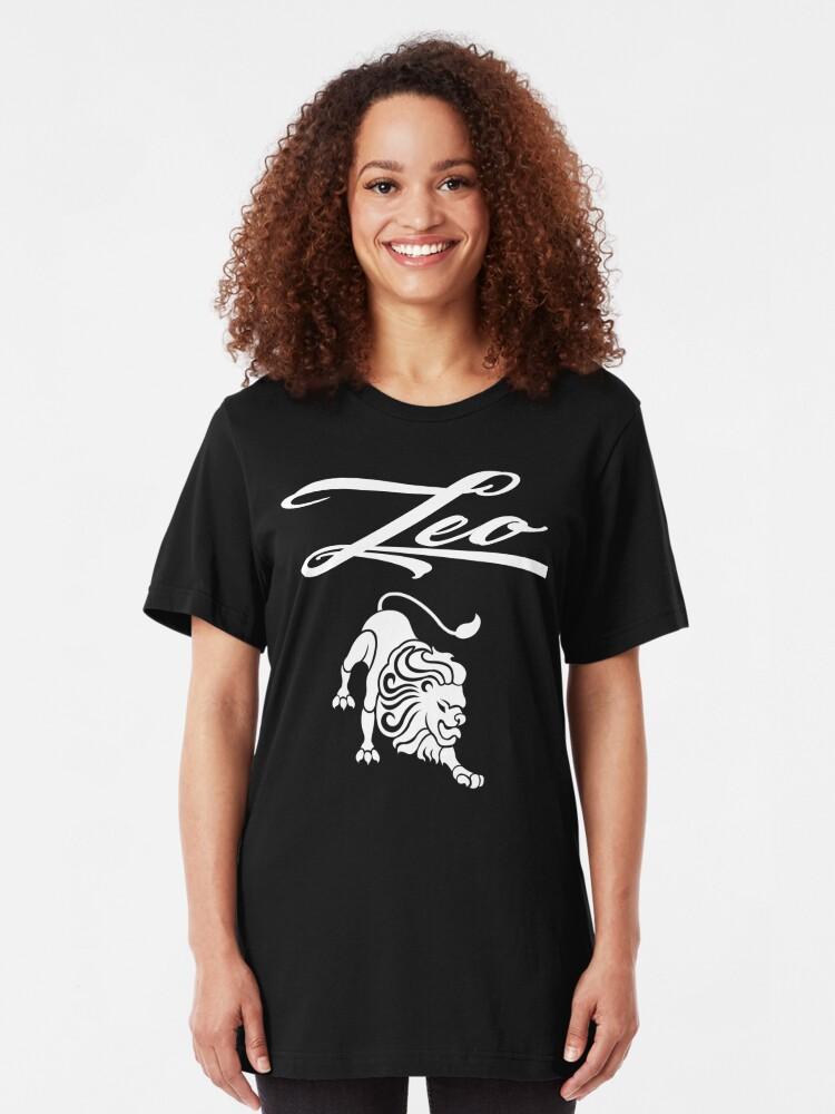 Alternate view of Leo T-Shirt Slim Fit T-Shirt
