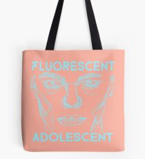 Fluorescent Adolescent. by Ane Teruel. Tote Bag
