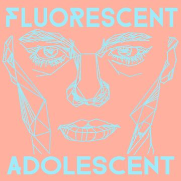 Fluorescent Adolescent. by Ane Teruel. by cobrachampagne