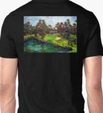 the 4th Par 4 town of 1770 &Agnes Water golf course Unisex T-Shirt