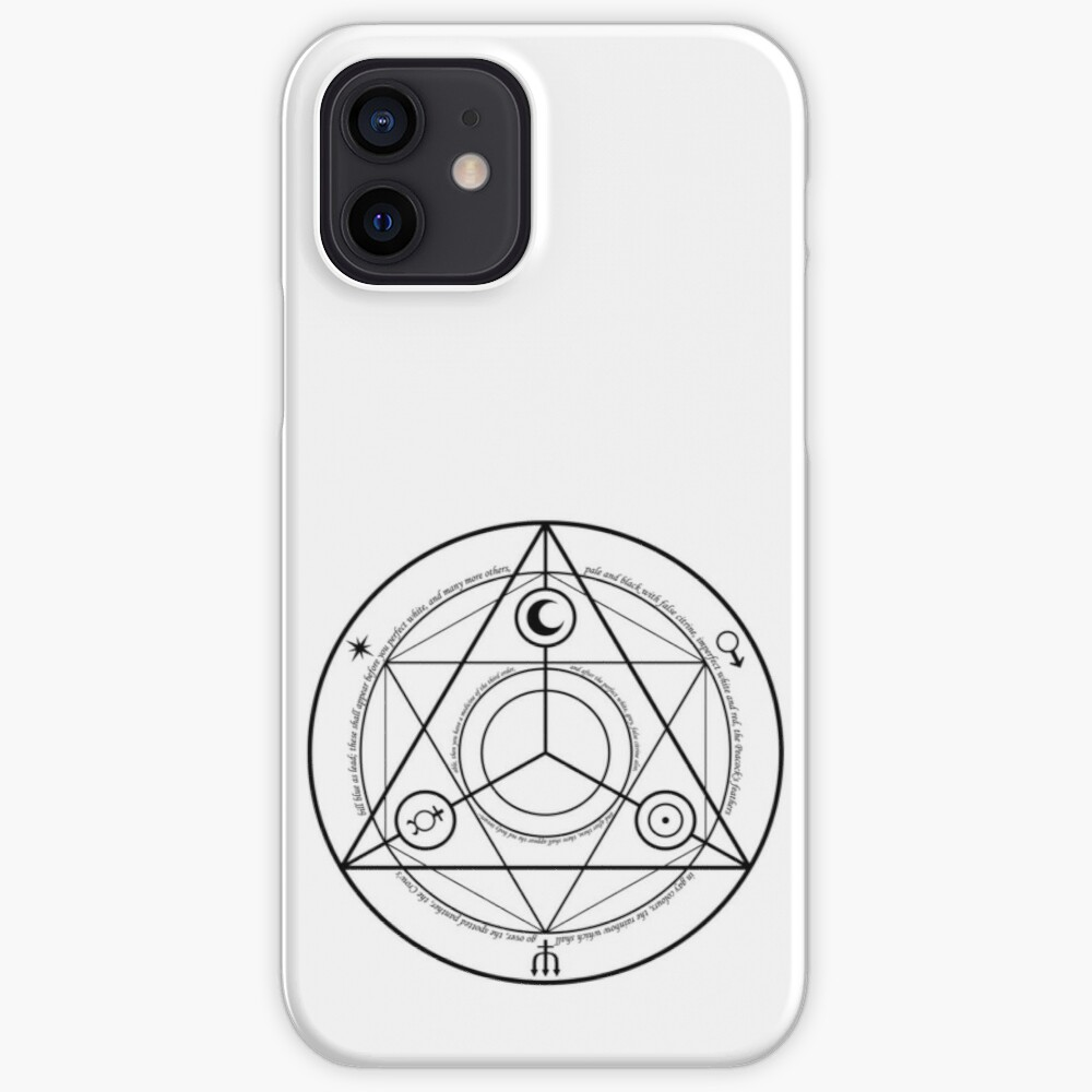 Alchemy Symbol,   icr,iphone_12_snap,back,a,x1000-pad,1000x1000,f8f8f8
