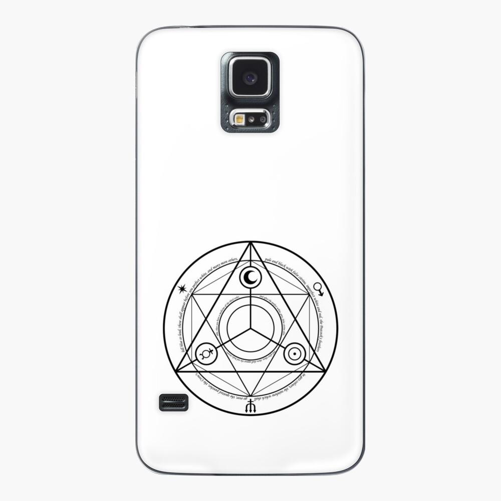 Alchemy Symbol,   mwo,1000x,samsung_galaxy_s5_skin-pad,1000x1000,f8f8f8