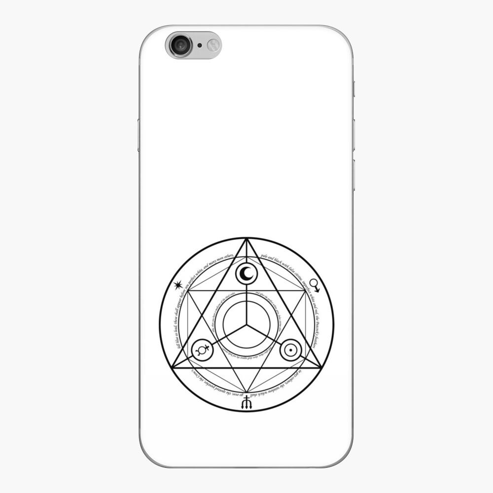 Alchemy Symbol,   mwo,x1000,iphone_6_skin-pad,1000x1000,f8f8f8