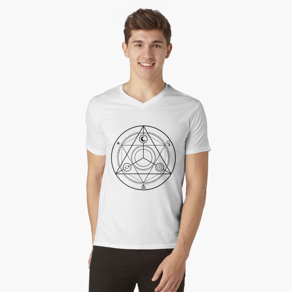 Alchemy Symbol,   ra,vneck,x1900,fafafa:ca443f4786,front-c,160,70,1000,1000-bg,f8f8f8