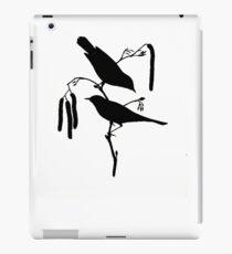 Warbler Brush iPad Case/Skin