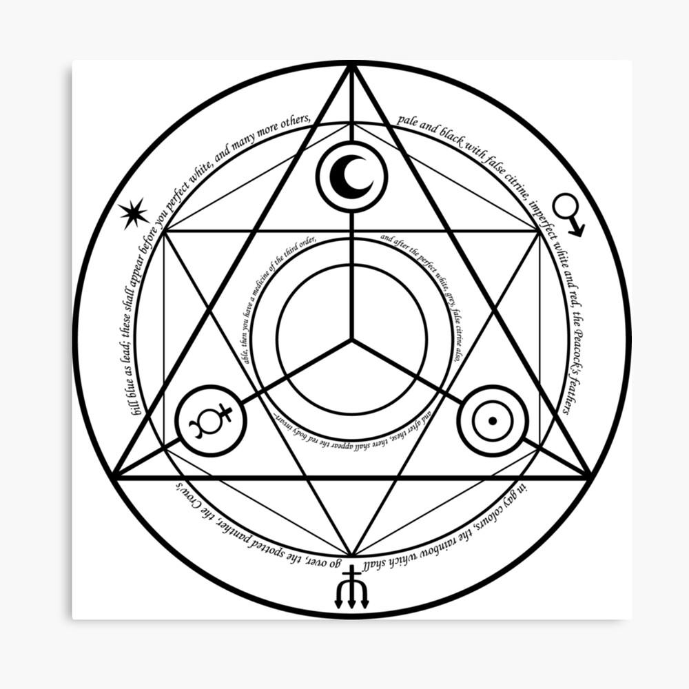 Alchemy Symbol,   mp,840x830,matte,f8f8f8,t-pad,1000x1000,f8f8f8