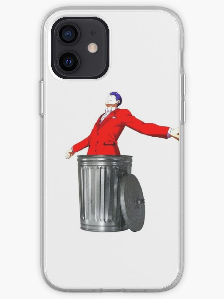 Trash   Coque iPhone