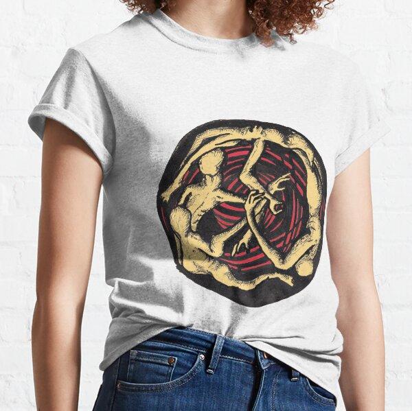 Spiralling Descent by Brian Benson Classic T-Shirt
