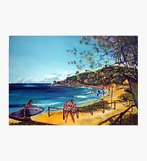 Agnes Water Beach QLD AUS Photographic Print