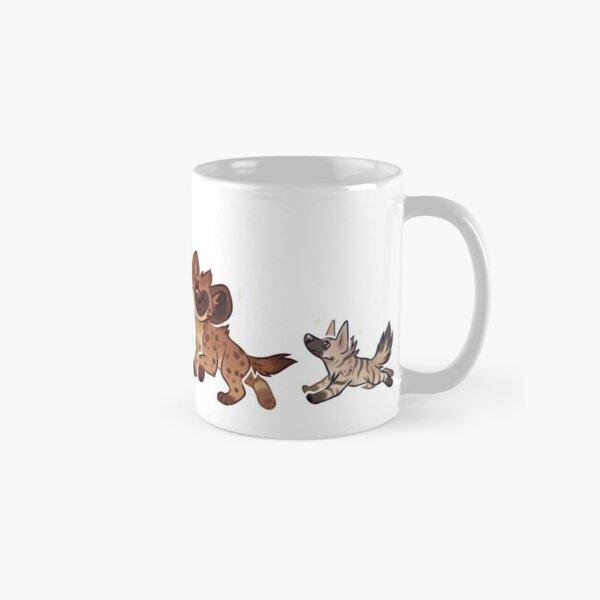 Hyena family Classic Mug