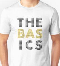 """The Basics"" - Wait For You design (black & gold) Unisex T-Shirt"