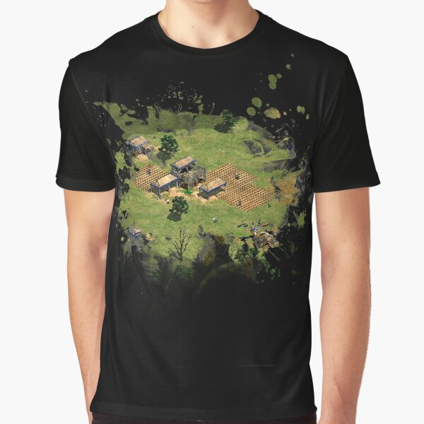 Age of Empires Art Graphic T-Shirt