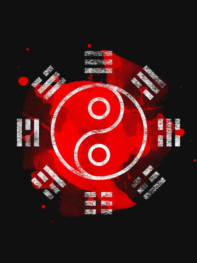 Tai Chi Yin Yang  by Grafiker