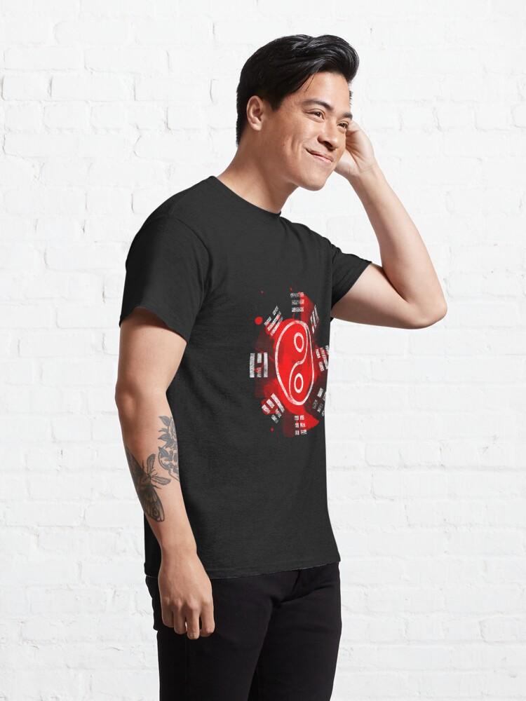 Alternate view of Tai Chi Yin Yang  Classic T-Shirt