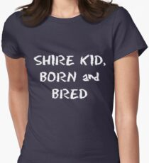 Shire Kid Womens Fitted T-Shirt