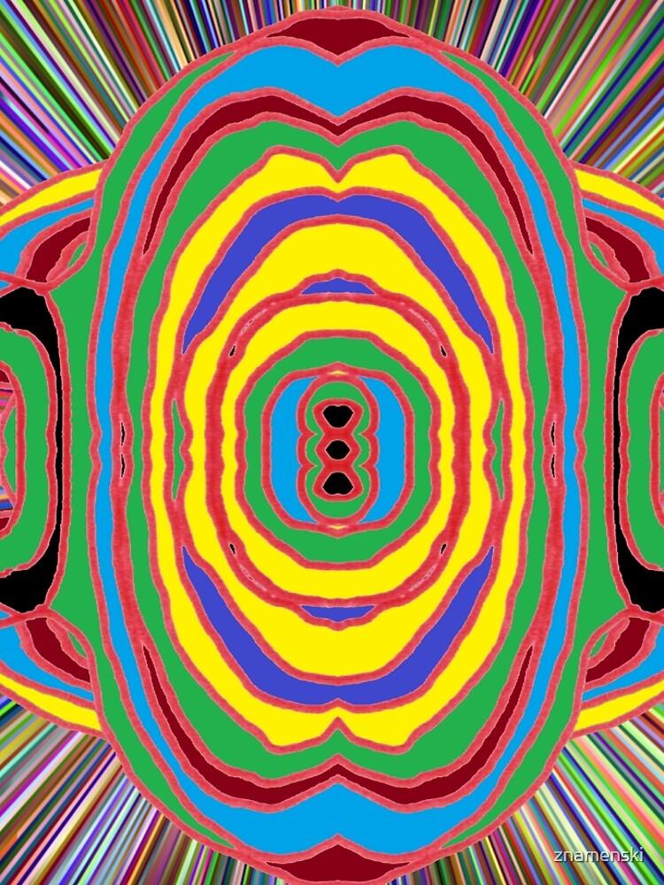 #Psychedelic #Art #PsychedelicArt #PsychedelicColors by znamenski