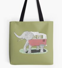 The Kombiphant Tote Bag
