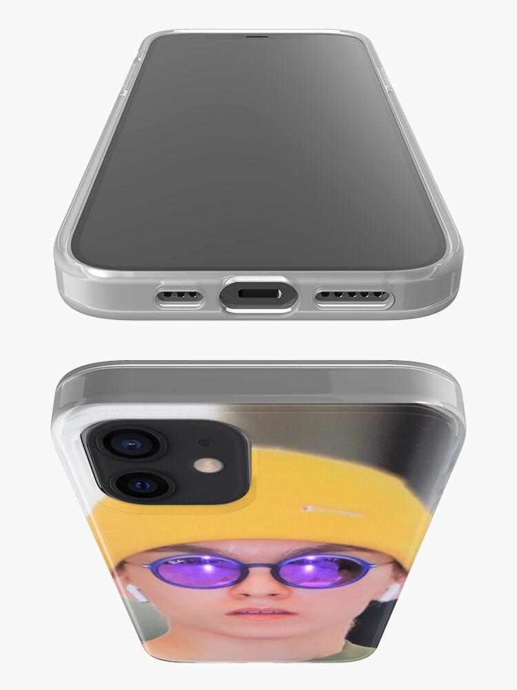 Alternate view of vernon phone case seventeen meme iPhone Case & Cover