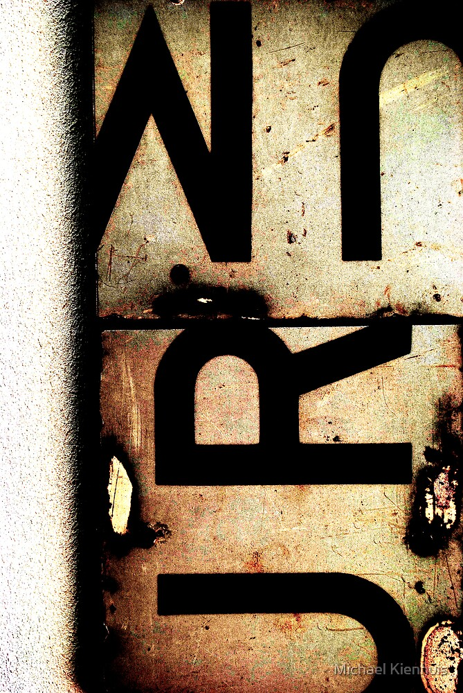 Just R by Michael Kienhuis