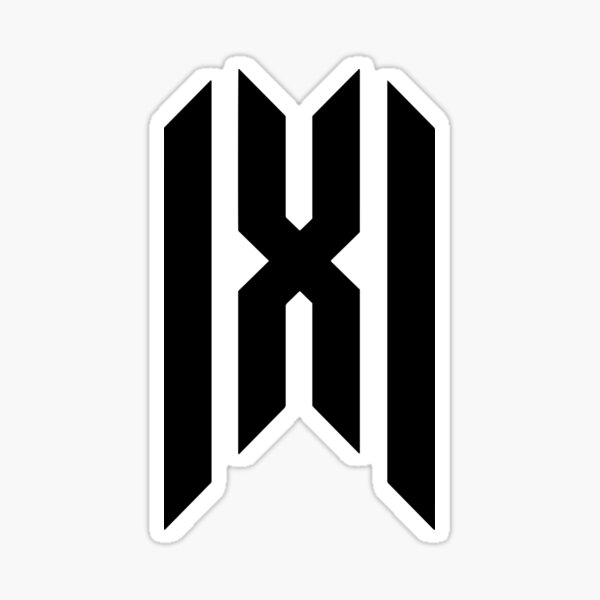 Monsta X Logo Sticker