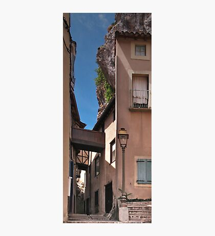 La Rue Des Grands Ducs Photographic Print