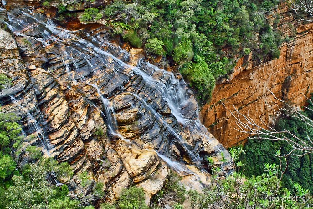 Bridal Veil Falls by jayneeldred