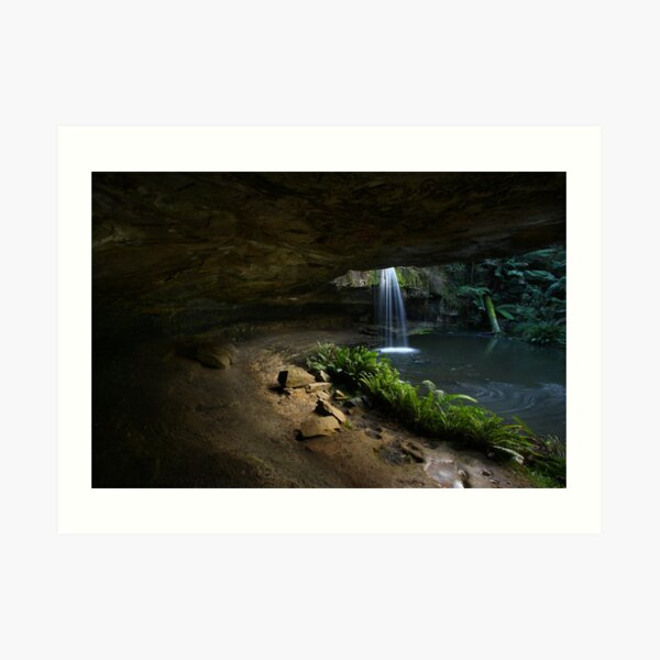 Lower Kalimna Falls Art Print